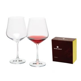 VS WANAKA 2 - Set of two red wine glasses