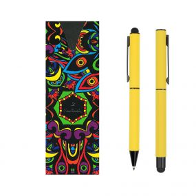 Pierre Cardin CELEBRATION SET ballpoint pen and roller