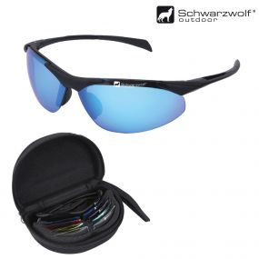 SCHWARZWOLF 4ALL Sunglasses sport set