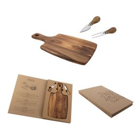 VS IWAKI Practical cheese serving set